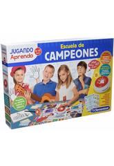 Escuela De Campeones Clementoni 55273