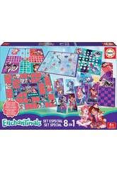 Enchantimals Set Speciale 8 in 1 Educa 17936