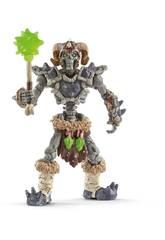 Eldrador Creatures Esqueleto de Piedra con Arma Schleich 42450