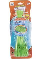 Globos Agua Llenado Fácil 36 unidades