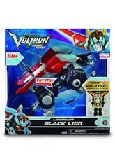 Voltron Legendary Black Lion Avec des Lumières et SonsGiochi Preziosi VLA00202