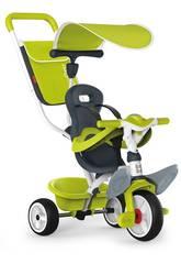 Triciclo 3 en 1 Verde Baby Balade 2 Smoby 741100