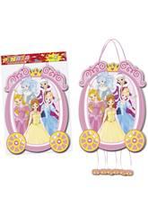 Panela Princesas da Disney Globolandia 5869