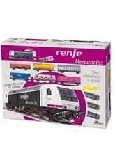 Tren Eléctrico Renfe Mercancías Pequetren 888
