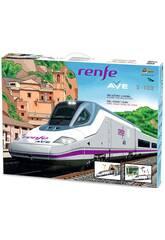 Train Électrique Renfe Ave S-102 Pequetren 750