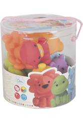Animalitos Blanditos Selva Kids 5055