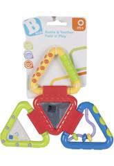 Hochet de Dentition Triangles Son Kids II