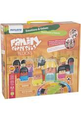 Juego Didáctico Family Diversity Miniland 32360