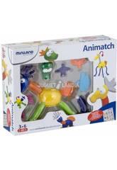 Animatch 31 Stück Miniland 97217