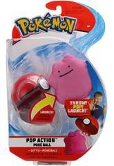 Pokemon Lanza y Ataca Bizak 6322 7223