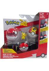Pokemon Cinto Ataque Bizak 6322 7236