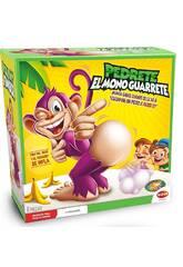 Pedrete O Macaco Sujo Bizak 6246 8742