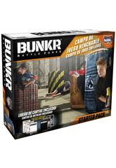 Bunkr battle Zone Terrain de jeux Gonflable Cife 41646