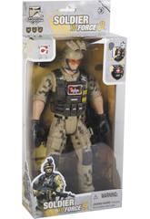 Personaggio Articolato Soldado Con Voce