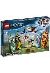 Lego Harry Potter Match de Quidditch 75956