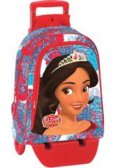 Sac à Dos avec Trolley Elena De avalor Secret Perona 55178