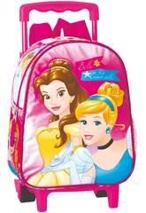 Sac à Dos Crèche avec trolley Princesses Gift Perona 54253