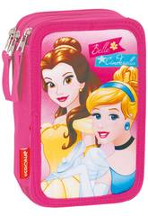 Plumier Triple Princesas Gift Perona 54257