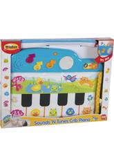 Couverture Piano Musical