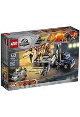 Lego Jurassic World Transport du T-Rex 75933