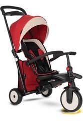 Triciclo 7 in 1 Smartfold 500 Melange Rosso SmarTrike 5055000