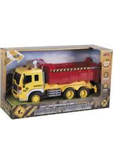Camion-benne 27,5 cm.