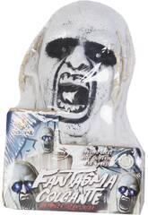 Fantasma Mano con Luz Colgante 35x23x14 cm.