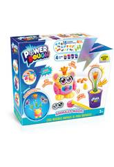 Power Dough Kit Animaux Magiques Canal Toys DP016