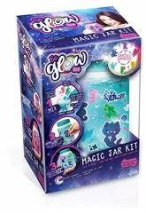 So Glow Magic Jar Kit Créez votre Flacon de Tranquilité Canal Toys SGD002