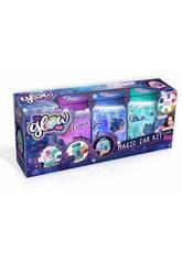 So Glow Magic Jar Crea i tuoi Barattoli della Calma Pack 3 Unità Canal Toys SGD003