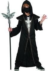 Disfraz Niños XL Demonio Eskeleton