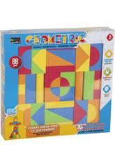 Set Figure Geometriche 88 pezzi
