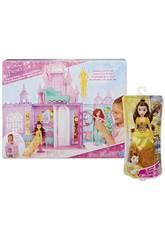 Disney Princess Castello delle Principesse con Bella Hasbro C6116500