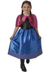 Kostüm für Mädchen Anna Classic Größe L Rubies 620977-L