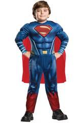 Disfraz Niño Superman Deluxe Talla L Rubies 640813-L