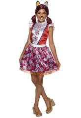 Costume Bimba Enchantimals Felicity Fox Classic M Rubies 641212-M