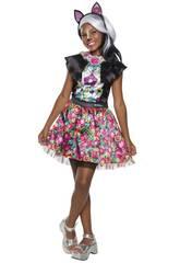 Costume Bimba Enchantimals Sage Skunk Classic M Rubies 641216-M