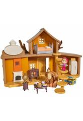 Masha et l'Ours La Grande Maison de l'Ours Simba 9301032