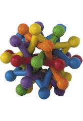 Gummi-Zähne 7 cm. Granulat