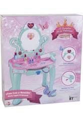 Tocador Princesa con Accesorios