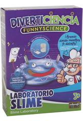 Divertiscienza Laboratorio di Slime