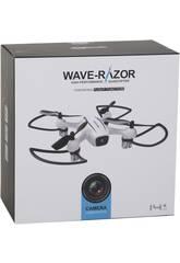 Drone Telecomandado 6 Canais 2.4 g com Câmara