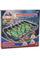 Tischfußball für Kinder 43x42x6 cm.