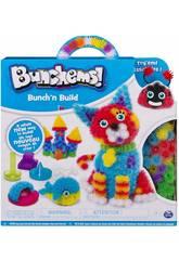 Bunchems Moulez et Construisez Bizak 6192 6832