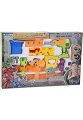 Kit d'Outils Dinosaure -perceuse-