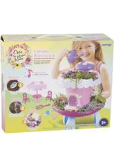 Crea Tu Propio Jardín Cabaña Floreciente con Luces y Sonidos