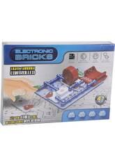 Circuitos Eletrónicos Briks 41 peças