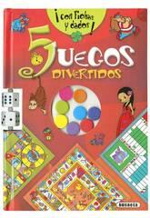 5 Jeux Amusants Susaeta S3405