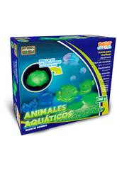 Sable à Modeler Animaux Aquatiques 250 grammes