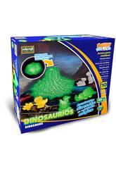 Arena Para Moldear Dinosaurios 250 gramos